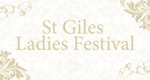 Lodge of St Giles Ladies Festival