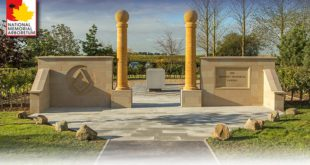 Day trip to the National Arboretum in Burton On Trent on 13th May
