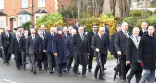 Corby Remembrance Parade