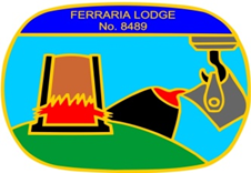 Ferraria Lodge to celebrate their 400th meeting.