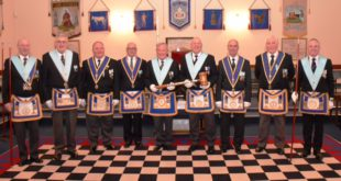 Stand and Deliver —- The Travelling Gavel — Lodge of Unity November 21st