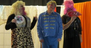 Was it Very Good?  Oh YES it was! A Fantastic Pantomime at the Complex